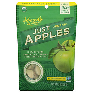 Just Tomatoes, Etc.! Organic Just Apples,1.50 oz