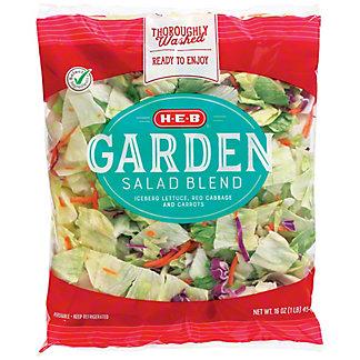 H-E-B Garden Salad Blend,16 OZ