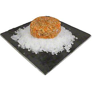 Central Market Citrus Dill Salmon Patty,EACH