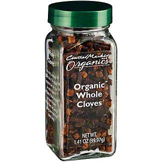 Central Market Organics Whole Cloves,1.41 OZ