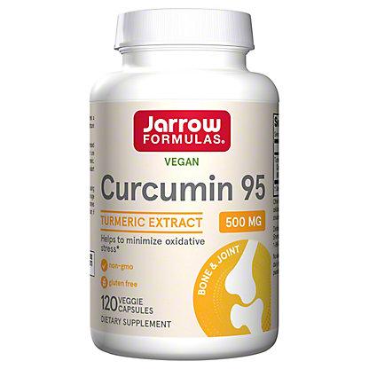 Jarrow Formulas Curcumin 95% Turmeric, 120CNT