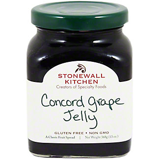 Stonewall Kitchen Kitchen Concord Grape Jelly, 13 oz