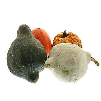 Fresh Hubbard Mix Pumpkins, EACH