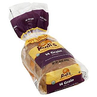 Rudi's Organic Bakery 14 Grain Bread, 20 oz