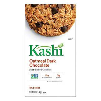 Kashi Oatmeal Dark Chocolate Soft Baked Cookies, 8.5 oz