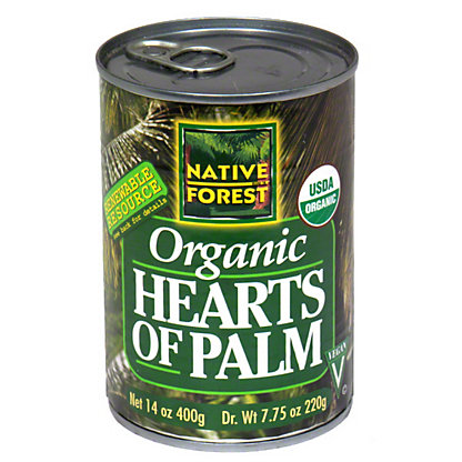 Native Forest Organic Hearts of Palm,14 OZ
