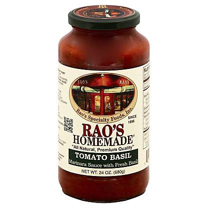 Rao's Homemade Tomato Basil Marinara Sauce, 24 oz