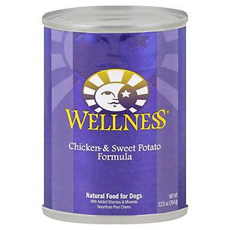 Wellness Super5 Chicken Dog Can,12.5 OZ
