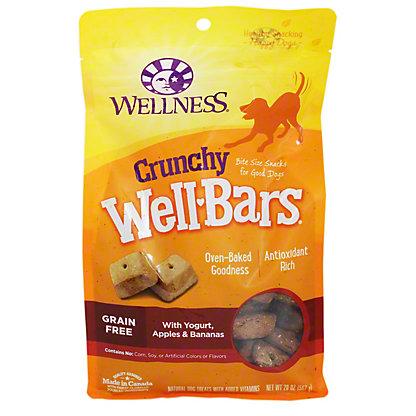 Wellness Wellness Wellbar Fruit/Yogurt, 20 oz
