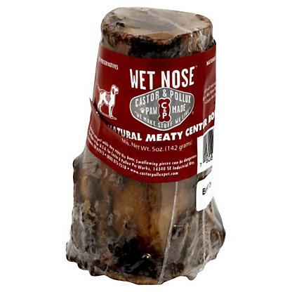 Castor & Pollux Wet Nose Meaty Center Bone,EACH