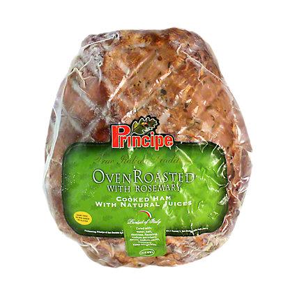 Principe Oven Roasted Rosemary Ham, LB