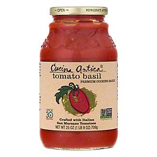 Cucina Antica Tomato Basil Cooking Sauce,25 OZ
