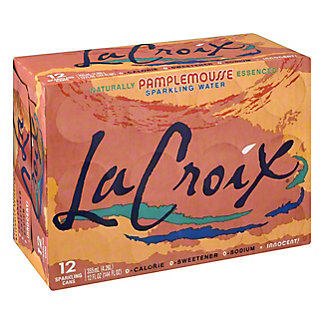 LaCroix Grapefruit  Sparkling Water 12 PK, 12 oz