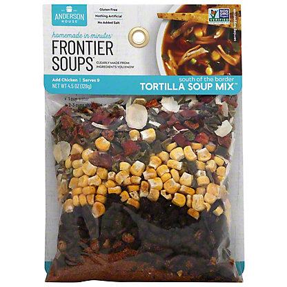 Frontier FRONTIER STH BRDR TORTILLA SP,4.5 oz