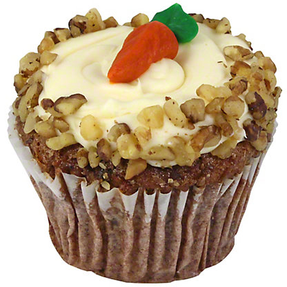 Central Market Carrot Cup Cake, ea