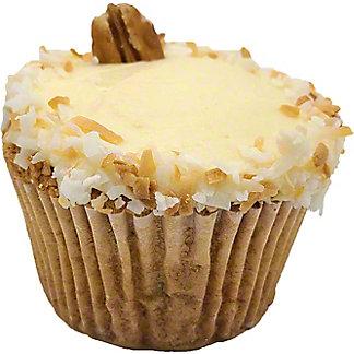Central Market Italian Cream Cupcake, ea