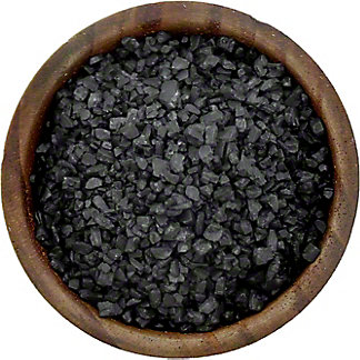 Southern Style Spices Hawaiian Black Lava Sea Salt, sold by the pound