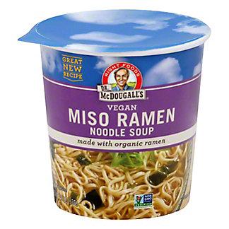 Dr. McDougall's Vegan Miso Ramen,1.9 OZ