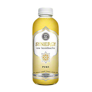 GT's Enlightened Organic Raw Original Kombucha, 16 oz