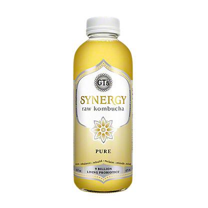 GT's Enlightened Organic Raw Original Kombucha, 16 oz