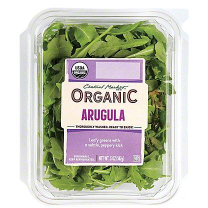 Central Market Organics Arugula, 5 oz