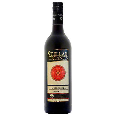 Stellar Organics Merlot, 750 ML