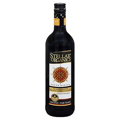 Stellar Organics Cabernet Sauvignon, 750 ML