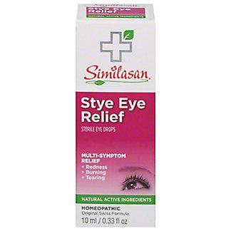Similasan Stye Eye Relief, .33 oz