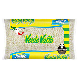 Verde Valle Jumbo Morelos Rice,32 OZ (2 LB)