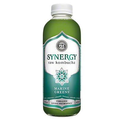 GT's Enlightened Organic Raw Multi-Green Kombucha, 16.2 oz
