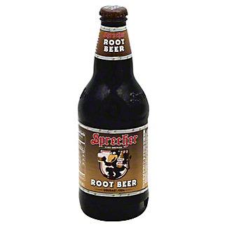 Sprecher Brewery Root Beer Soda,16 OZ
