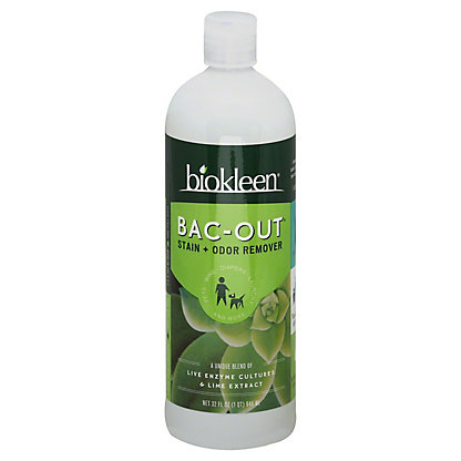 Biokleen Bac-Out Stain + Odor Remover,32 OZ