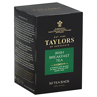 Taylors of Harrogate Irish Breakfast Tea,50 CT