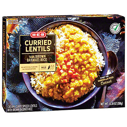 Central Market Central Market Curried Lentils Punjab Dal Mild,12.3 OZ