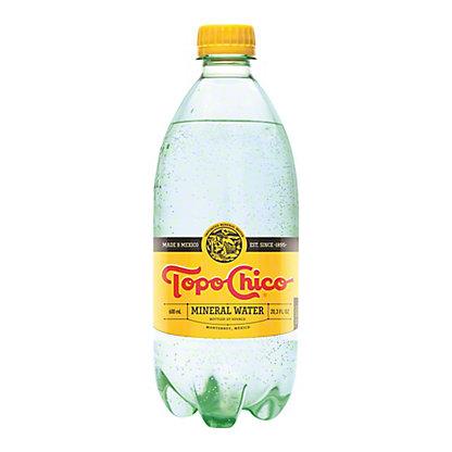 Topo Chico Mineral Water, 20 oz