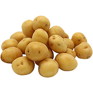 Dutch Yellow Peewee Potatoes, by lb