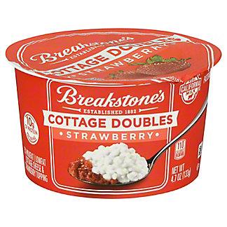 Breakstone's 100 Calorie Strawberry Cottage Doubles, 4.7 oz