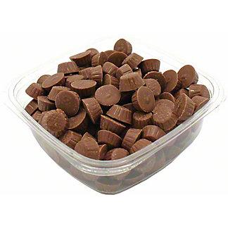 SunRidge Farms Mini Milk Chocolate Peanut Butter Cups,sold by the pound