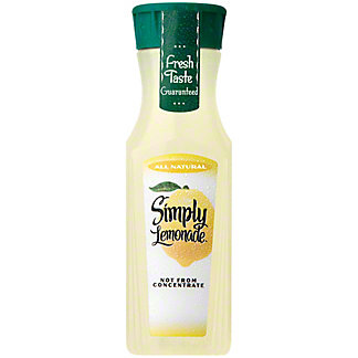Simply Lemonade Single Serve,11.5 OZ