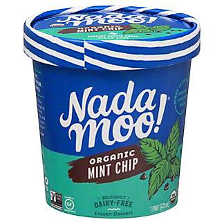 NadaMoo Lotta Mint Chip Organic Non Dairy Frozen Dessert,1 pt