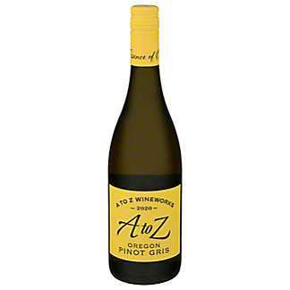 A to Z A to Z Oregon Pinot Gris,750 mL