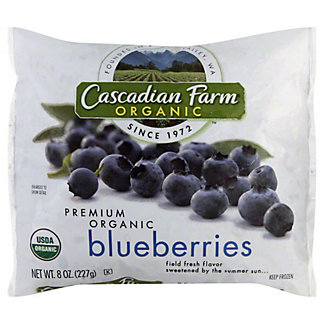 Cascadian Farm Organic Premium Organic Blueberries,8 OZ