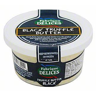 Fabrique Delices Black Truffle Butter,3 OZ