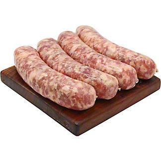 Central Market Bavarian-style Bratwurst Fresh Pork & Veal Sausage