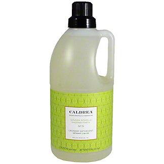 Caldrea Liquid Laundry Detergent Ginger Pomelo, 64 oz