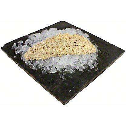 Central Market Pecan Crust Trout Fillet,LB