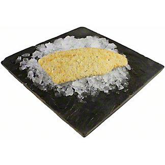 Central Market Parmesan Crusted Trout Fillet,LB