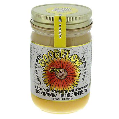 Good Flow Raw Honey,1 LB
