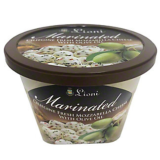Lioni Marinated Cleliegine with Olive Oil,8 OZ