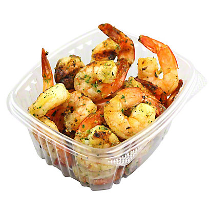 Central Market Herb Grilled Jumbo Shrimp, LB